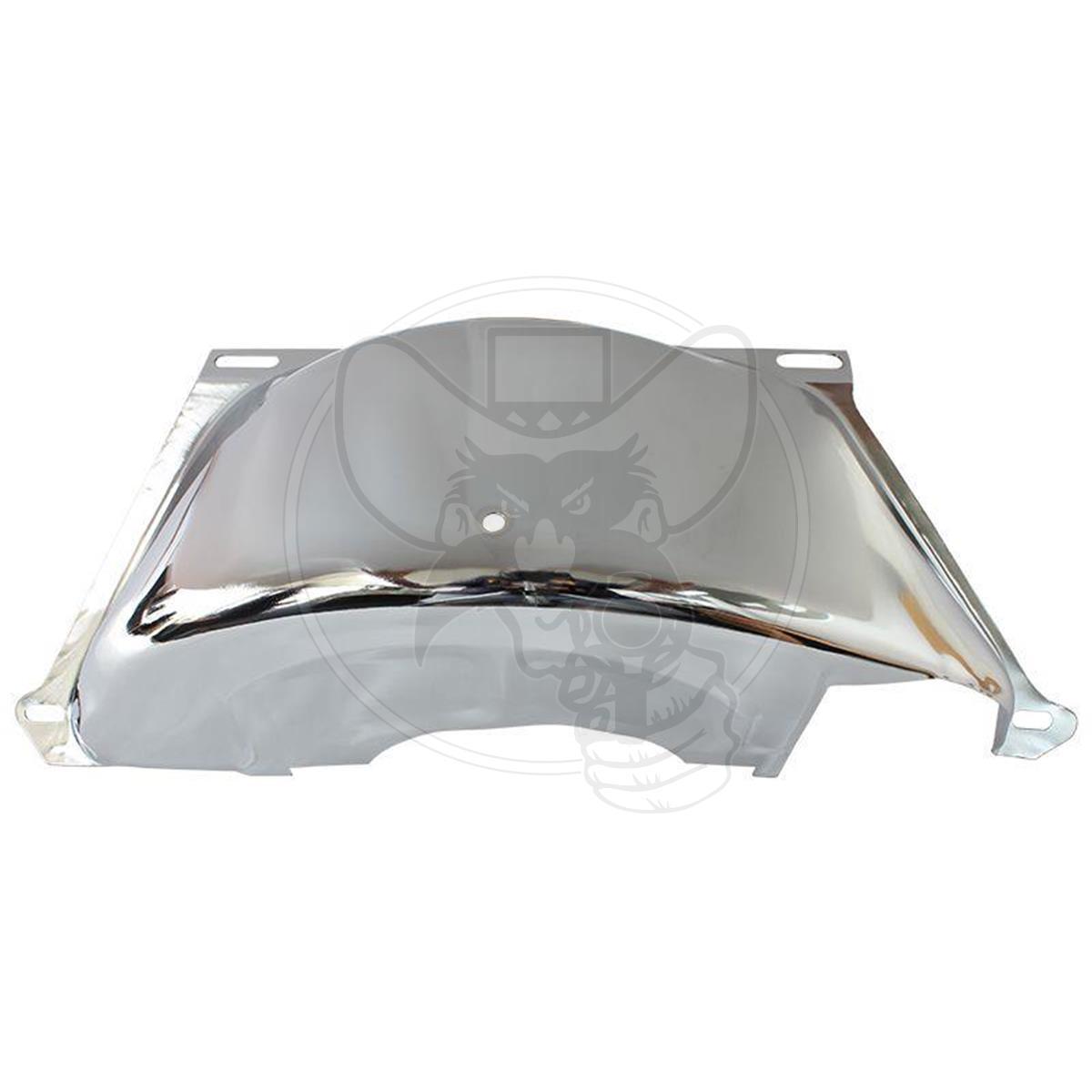 Aeroflow AF1828-3002 GM Powerglide Flywheel Dust Cover Black