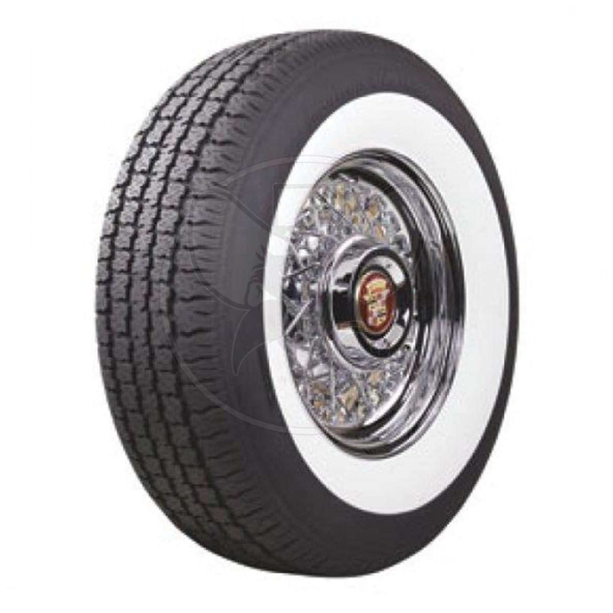 whitewall 75r15 tyre radial american classic